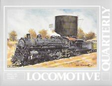 Locomotive Quarterly Spr 93 SSouthern System Vancouver Illinois Central Pacifics