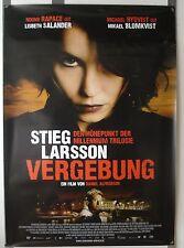 DX202 - 84x120 cm - Noomi Rapace - Stieg Larsson VERGEBUNG