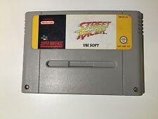 Super Nintendo SNES Street Racer