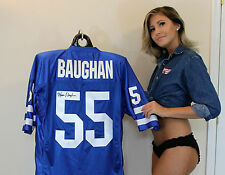 MAXIE BAUGHAN signed jersey - Los Angeles Rams LA 9 Time Pro Bowl Linebacker