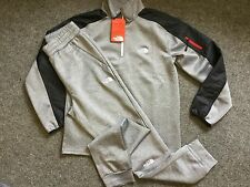 The North Face Half Zip Tech Delta Chándal Delgado pierna XL 44/46 Gris/Negro Nuevo