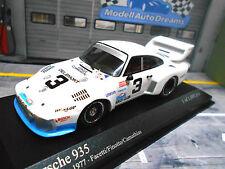 PORSCHE 935 Turbo Daytona 1977 Jolly Club Finotto Facetti #3 Minichamps  1:43