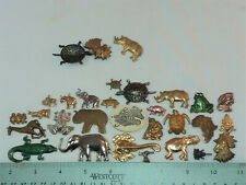 & Crafting- Made In Usa (lot #9 30 Brass Animal Stampings, Assorted- For Jewelry
