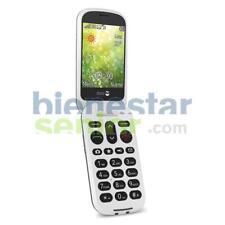 Doro 6050 - Teléfono móvil con pantalla grande y tapa -Grafito-