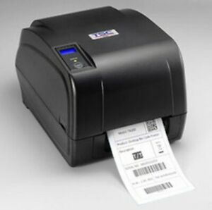 TSC - Of BAR Code Numbers Never Used Thermal Direct - TA300