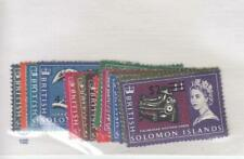 SOLOMAN ISLANDS # 149-166 VF-MNG CAT VALUE $23+