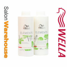 WELLA Elements Lightweight Renewing Shampoo and Conditioner 1000ml