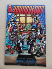 Youngblood 9 . Jim Valentino . Image 1994 . FN / VF