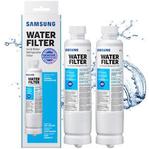 Fit Samsung DA29-00020B DA2900020B HAF-CIN/EXP Refrigerator water filter, 2 Pack