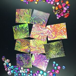 Rainbow Mini Cards 10 Fairy Cards Gift Tags Table Cards Item Labels Little Notes