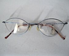 Vintage feine Damen Brillenfassung pro Design Denmark Tao Simple NEU Optiker-Auf