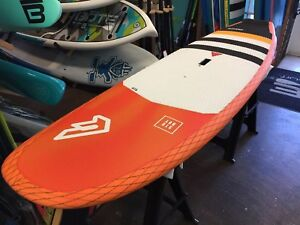 """2019 Fanatic Stubby 7'10"""" Surf SUP Stand Up Paddleboard"""