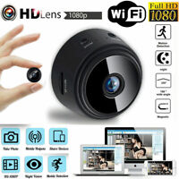 HD 1080P Mini WiFi IP Camera Wireless Hidden Home Security Cam Night Vision US