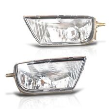 1998-2003 Sienna Fog Lights w/Wiring Kit and Wiring Instructions - Clear