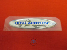 "JEEP Compass And Patriot ""HIGH ALTITUDE"" Lift Gate Badge NEW OEM MOPAR"