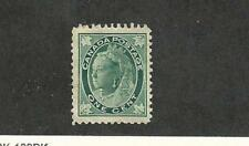 Canada, Postage Stamp, #67 Mint No Gum, 1897