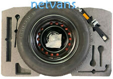 Genuine Nissan Qashqai J11 & J11B Space Saver Spare Wheel Kit Inc Tyre New