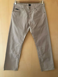 Hugo Boss Stretch Scout 1 Jeans / Trousers - Size W34 L32