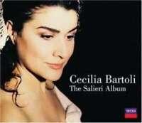 Cecilia Bartoli - The Salieri Album (CD, Album, Di CD - 2649