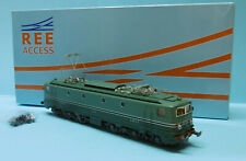 REE ACCESS - Locomotive électrique CC 7150 7100 Sud Est MISTRAL SNCF JM-001 HO