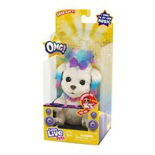 Little Live Pets Series 3 ~ OMG Pets Have Talent ~ Rainbow Pop