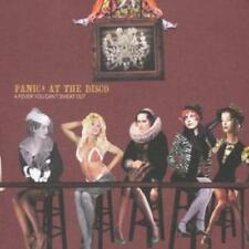 Panic! At The Disco : A Fever You Can't Sweat Out CD (2006)