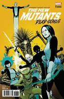 New Mutants Dead Souls #1 Marcos Martin 1:25 Variant Cover