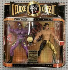 WWE Jakks Classic Deluxe Rey Mysterio & Eddie Guerrero - Ringside Collectibles