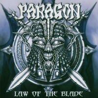 PARAGON - LAW OF THE BLADE  CD NEU