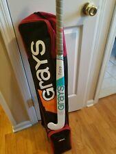 """Grays Flare Field Hockey Stick 36"""", Harrow Ball, & Bag EUC"""