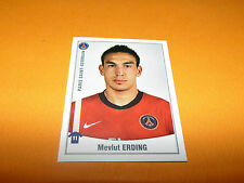 386 MEVLUT ERDING PARIS SAINT-GERMAIN PSG PANINI FOOT 2011 FOOTBALL 2010-2011