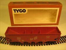 HO Scale Vintage TYCO Burlington HOPPER CAR [Z26]