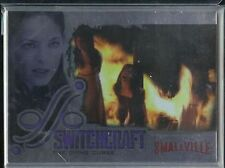 Smallville Season 4 FOIL Switchcraft Card Set SW1-SW6