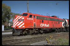 391094 Canada CPR FP 7A 1413 In 1977 A4 Photo Print