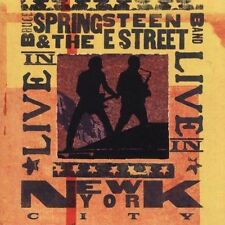 Live in NYC by Bruce Springsteen/Bruce Springsteen & the E Street Band (CD,...