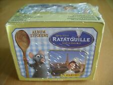 Stickers / Vignettes Panini ~ Disney Pixar Ratatouille ~ Lot De 25 Pochettes