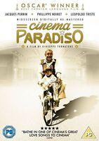 CINEMA PARADISO GIUSEPPE TORNATORE PHILLIPE NOIRET ARROW FILMS UK 2013 DVD NEW
