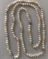 """Freshwater Pearls necklace Pre/Owned 64"""""""