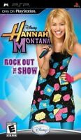 PSP Hannah Montana: Rock Out the Show