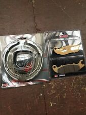 Honda CBF125 cbf 125 avant et arrière plaquettes de frein & plaquettes 2009 2010 2012 2013 2014