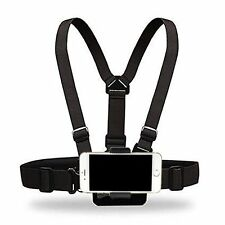 Cellphone Selfie Chest Mount Chest Harness Strap iPhone 6 iPhone 6 Plus iPhone 5