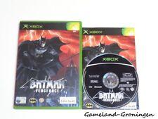 Xbox Game: Batman Vengeance (Complete)