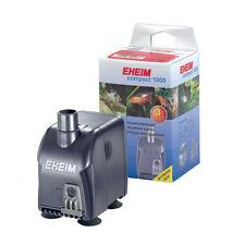Eheim Pompa Compact 1000 - 1002220 per acquari silenziosa inossidabile Sicura