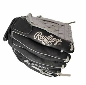 "Rawlings SC105BGB Baseball Glove Infield Outfield Leather Zero Shock 10.5"" New"