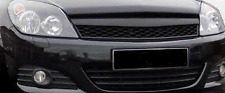 Badgeless honeycomb car grill compatible with 3 door Vauxhall Opel Astra H mk5