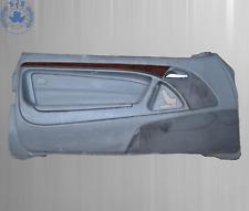 Original Mercedes Sl R129 Door Board with Door Panel Left Side, Grey