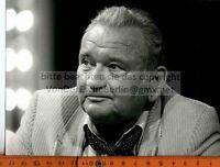 STARS: Portrait Fritz MULIAR  - Orig.Fotografie: Starfotograf Ingo BARTH VINTAGE