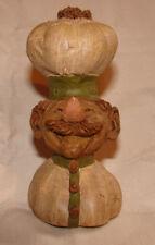 "1983 Tom Clark Gnome Chef Resin Figurine Early Piece #89 Rare 5"" Garlic"
