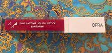 New Ofra Long Lasting Liquid Lipstick in Santorini. Free Shipping!