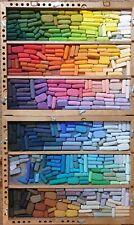 Soft pastels - Edgmon large studio box - Unison, Senniler,Diane Townsend